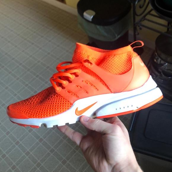 Nike Shoes   Nike Presto Orange   Poshmark